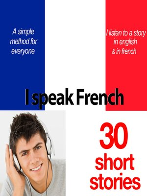 cover image of Learning French with Short Stories